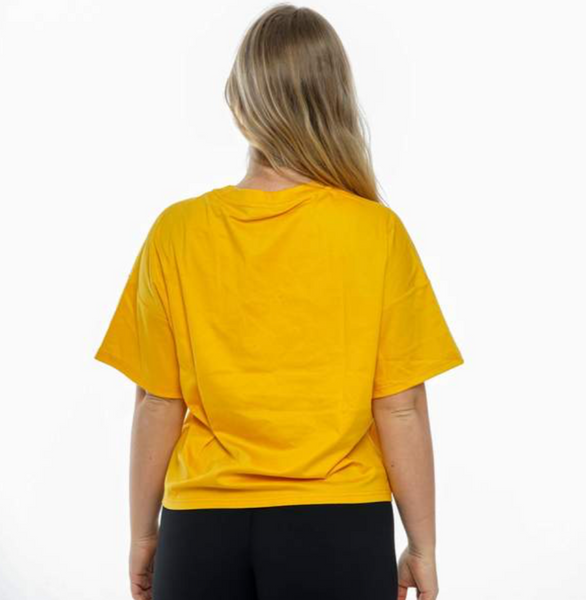 Bilde av BARA Sportswear - Lemon Oversized Eco T-shirt