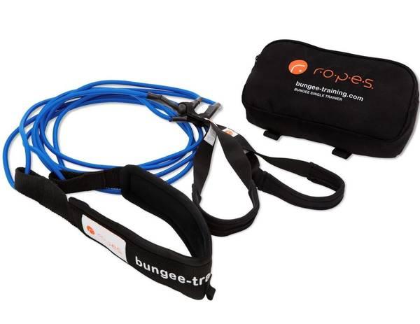Bilde av Ropes - Bungee Single Trainer - Medium - Blå