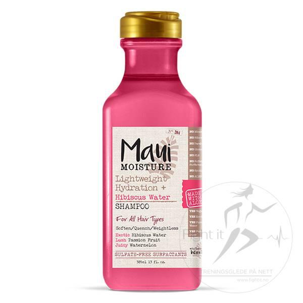 Bilde av Maui - Lightweight Hydration + Hibiscus Water Shampoo 385ml