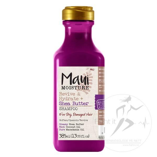 Bilde av Maui - Revive & Hydrate + Shea Butter Shampoo 385ml