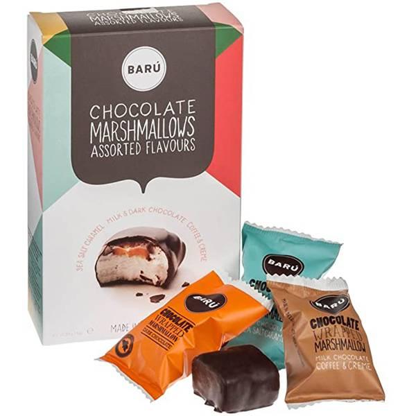 Bilde av Baru - Chocolate Marshmallow Assorted Flavours 114g