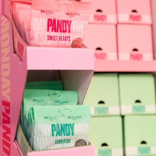 Bilde av Pandy - Candy Smakspakke (12x50g)