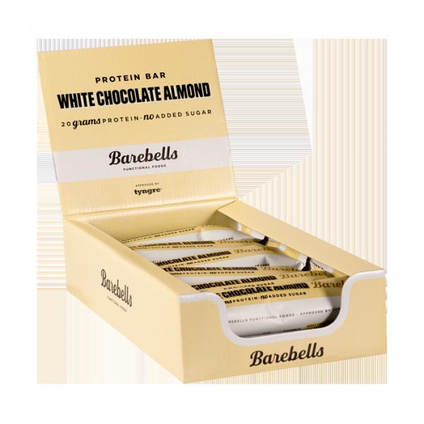 Bilde av Barebells - White Chocolate Almond 55g