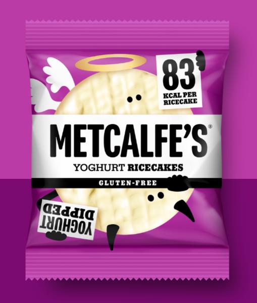 Bilde av Metcalfe`s - Riskaker Yoghurt 34g