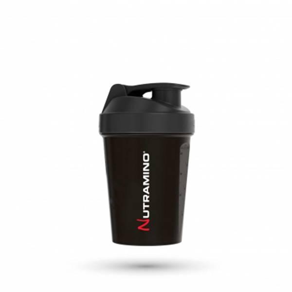 Bilde av Nutramino - Shaker Black Lite 400ml