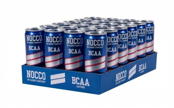 Bilde av Nocco BCAA - Passion (24x330ml)
