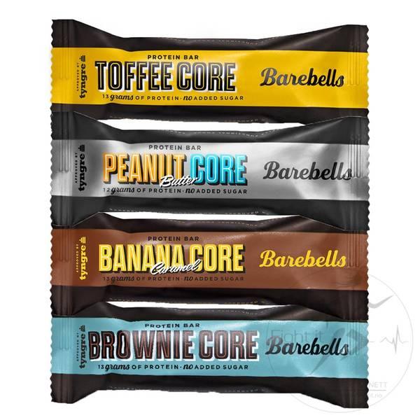 Bilde av Barebells Core - Proteinbar Smakspakken