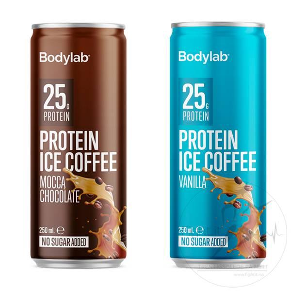 Bilde av Bodylab - Protein Ice Coffee Vanilla 250ml