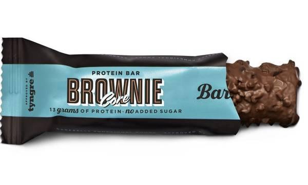 Bilde av Barebells - Core Proteinbar - Brownie 35g