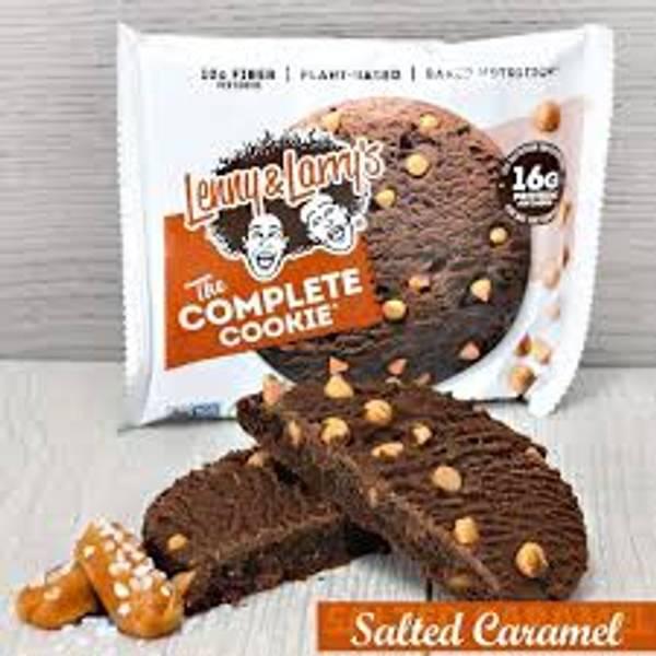 Bilde av Lenny & Larry`s Complete Cookies - Salted Caramel 113g