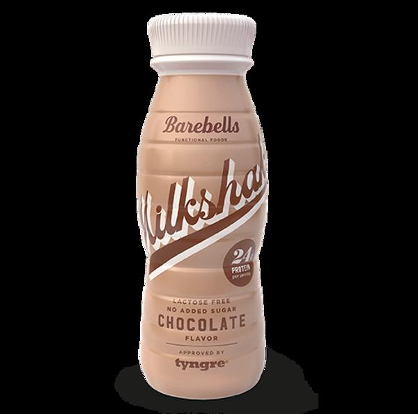 Bilde av Barebells - Protein Milkshake - Chocolate 330ml