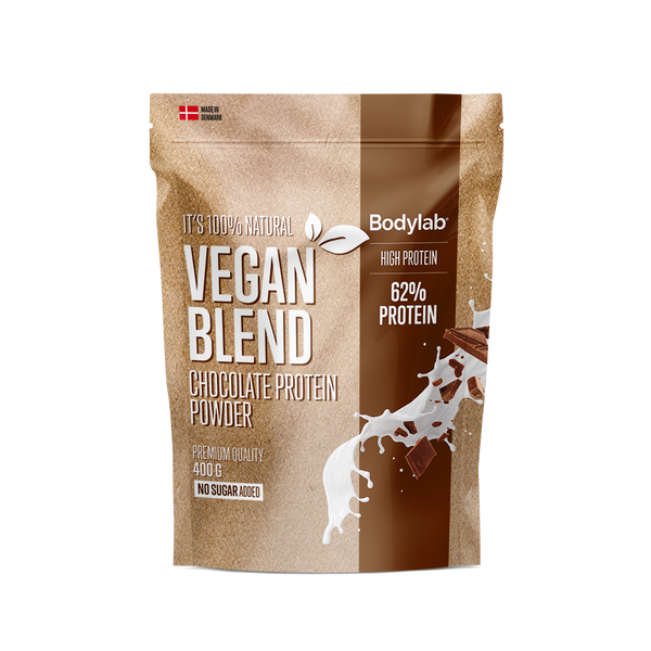 Bilde av Bodylab Vegan Protein Blend - Chocolate 400g