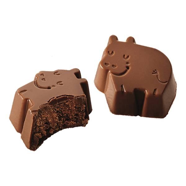 Bilde av Baru - Dreamy Hippos Hazelnut Truffle 15g