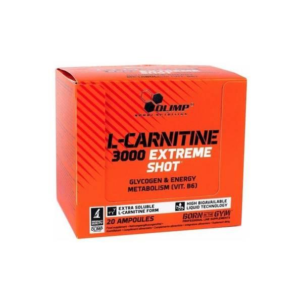 Bilde av Olimp - L-Carnitine 3000 Extreme Shot 25ml