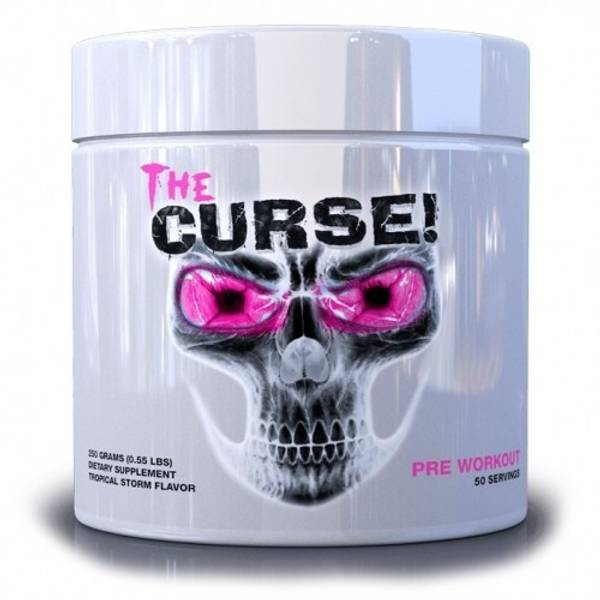 Bilde av Cobra Labs - The Curse PWO (3x250g)