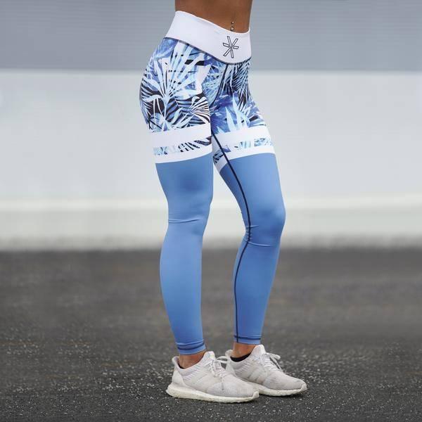 Bilde av BARA Sportswear - Tropic Dream Tights