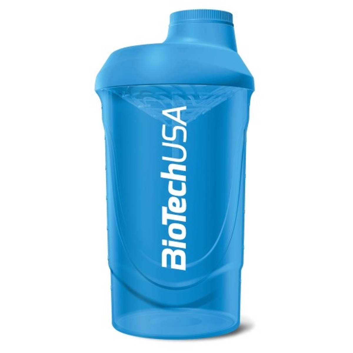 BiotechUSA - Wave Shaker - Blue 600ml