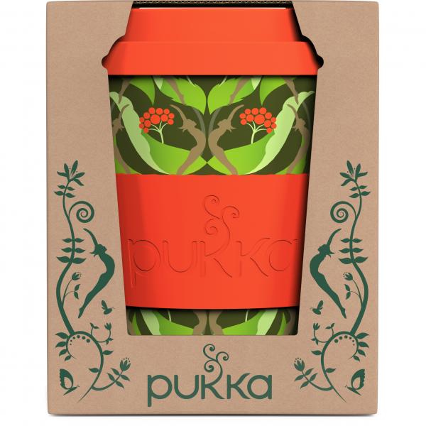 Bilde av Pukka Bambus - Ginsing Te Krus - Grønn