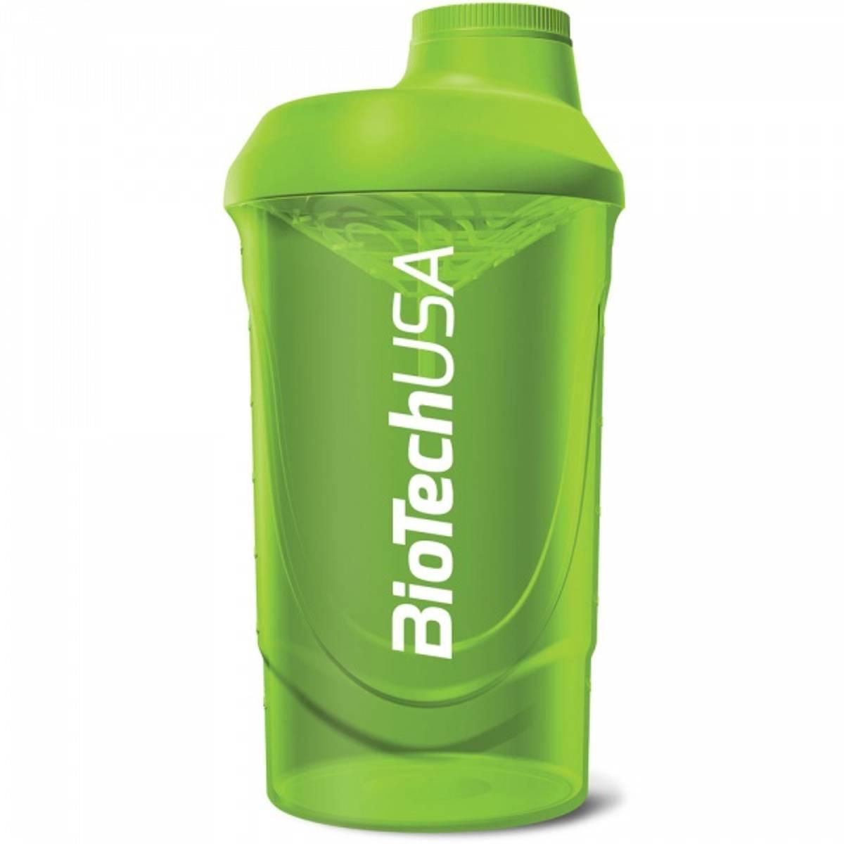 BiotechUSA - Wave Shaker - Green 600ml