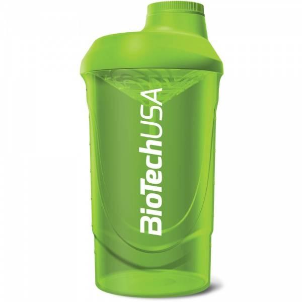 Bilde av BiotechUSA - Wave Shaker - Green 600ml