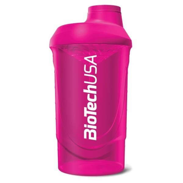 Bilde av BiotechUSA - Wave Shaker - Pink 600ml