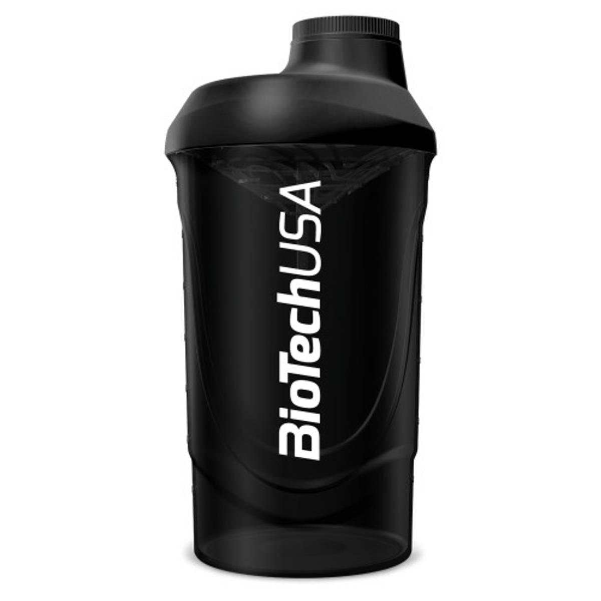 BiotechUSA - Wave Shaker - Black 600ml