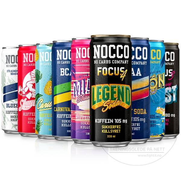Bilde av Nocco BCAA 330ml