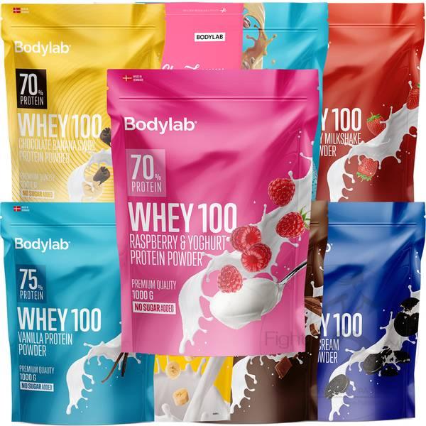 Bilde av Bodylab - Whey 100 (1kg)