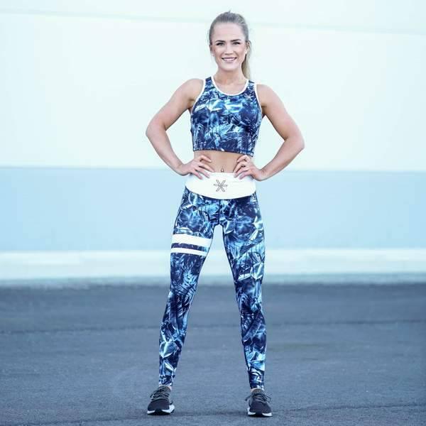 Bilde av BARA Sportswear - Bluebell Sportsbra
