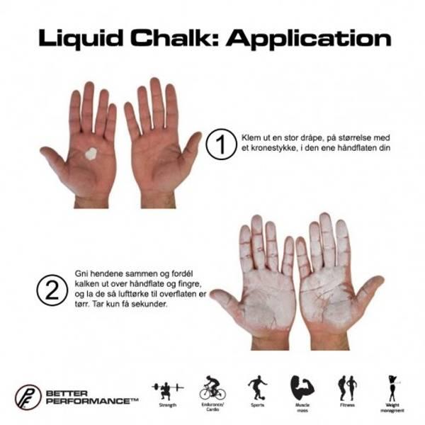 Bilde av Pf - Liquid Chalk 250ml