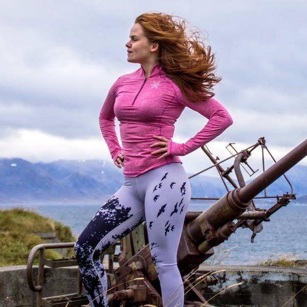 Bilde av BARA Sportswear - Pink Long Sleeve