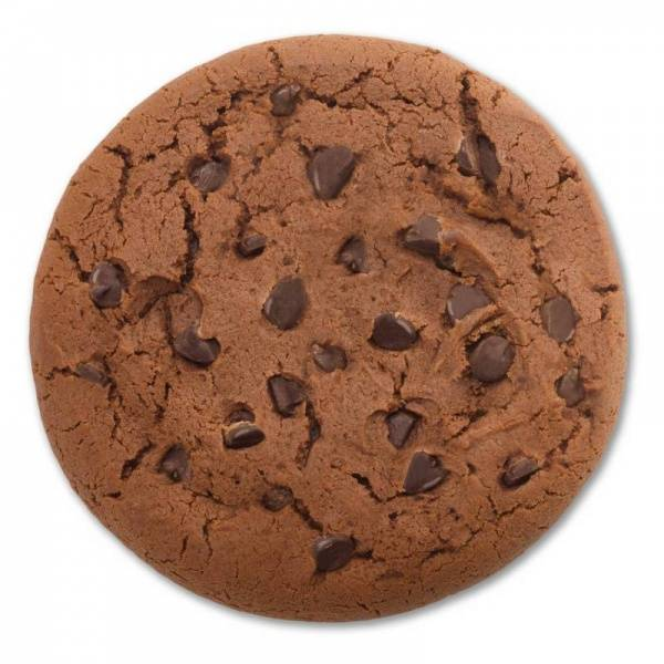 Bilde av Lenny & Larry`s Complete Cookies - Double Chocolate 113g