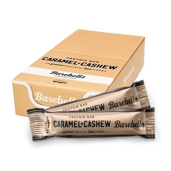 Bilde av Barebells - Caramel & Cashew 55g