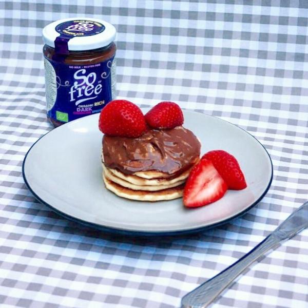 Bilde av Plamil - So free Sjokoladepålegg - Milk Chocolate (3x275g)