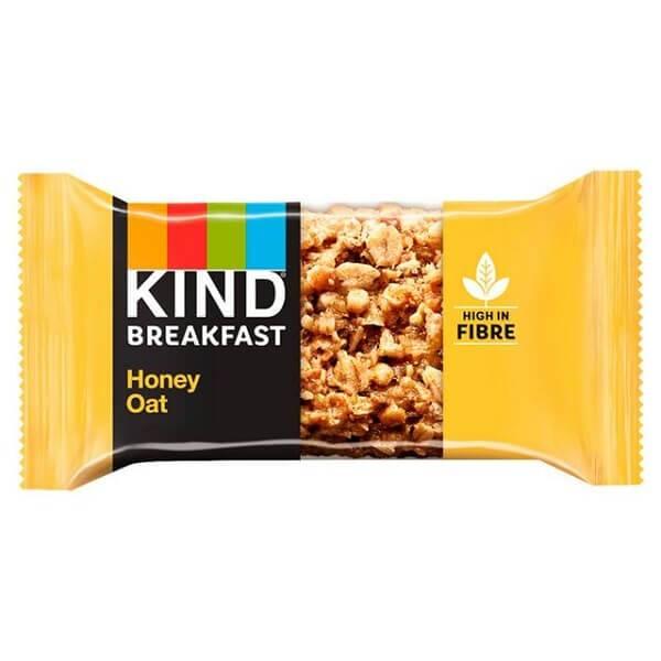 Bilde av Kind Breakfast - Honey Oat 50g