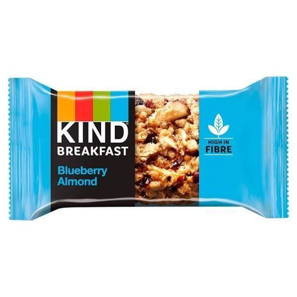 Bilde av Kind Breakfast - Blueberry Almond 50g