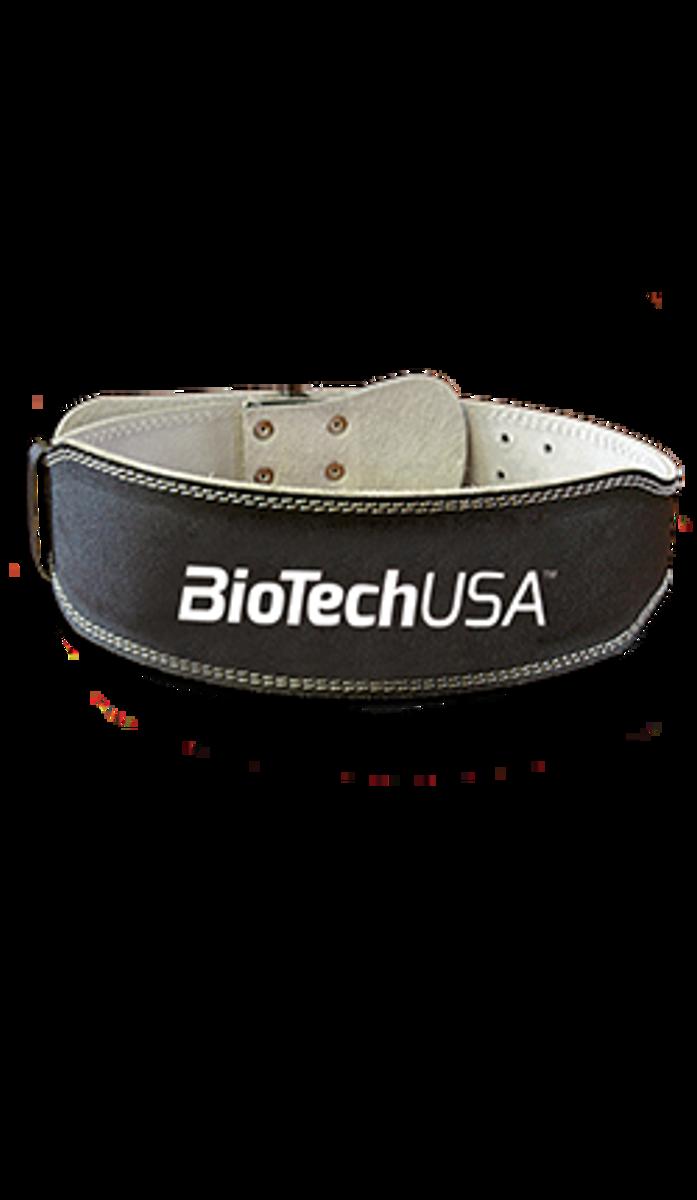 BiotechUSA - Leather Belt Black