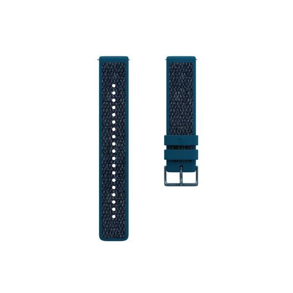 Bilde av Polar Hybrid Wristband 20mm - Blue M/L
