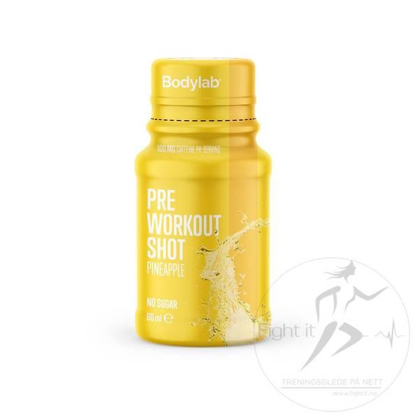 Bilde av Bodylab - Pre Workout Shot - Pineapple 60ml