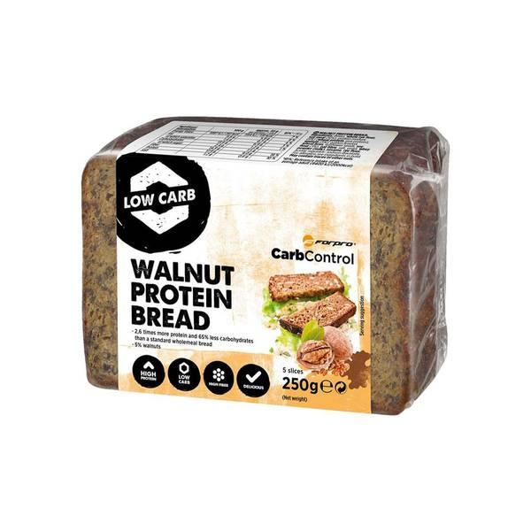 Bilde av ForPro - Carrot Protein Bread 250g
