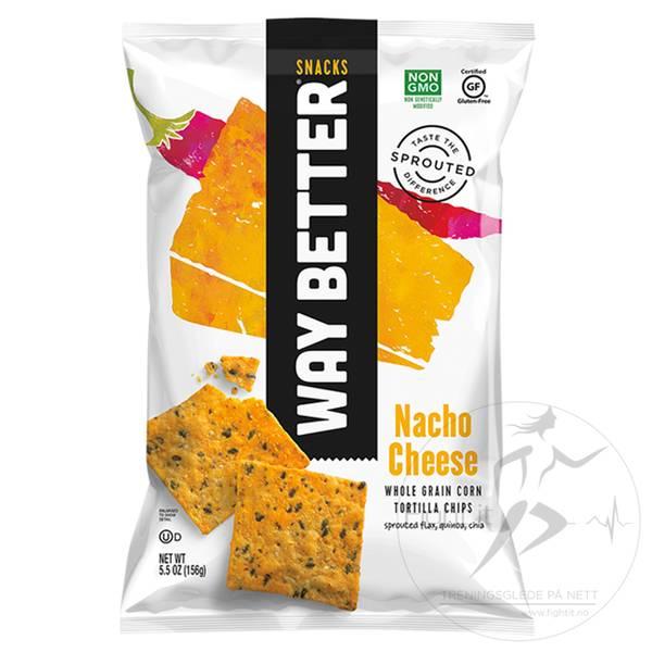 Bilde av Way Better Snacks - Nacho Cheese 156g