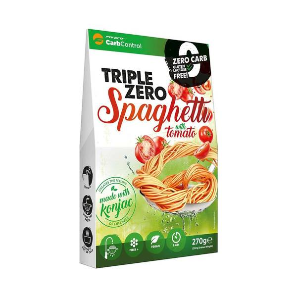 Bilde av ForPro - Triple Zero Pasta - Spaghetti 270g