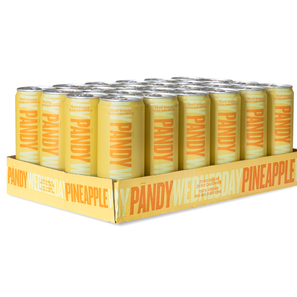 Bilde av Pandy Energy Drink - Pineapple (24x330ml)