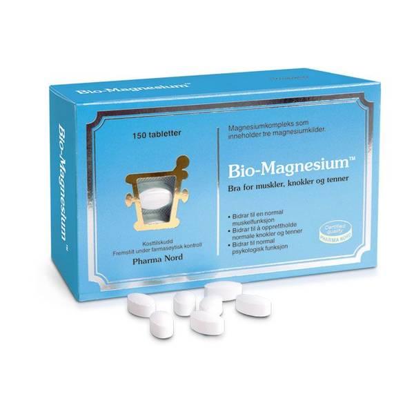 Bilde av Pharma Nord - Bio-Magnesium 150kapsler
