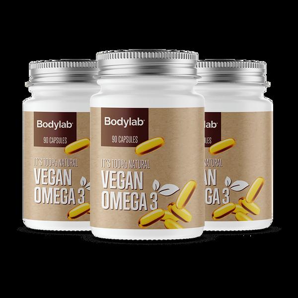 Bilde av Bodylab Vegan Omega 3 (90 stk)