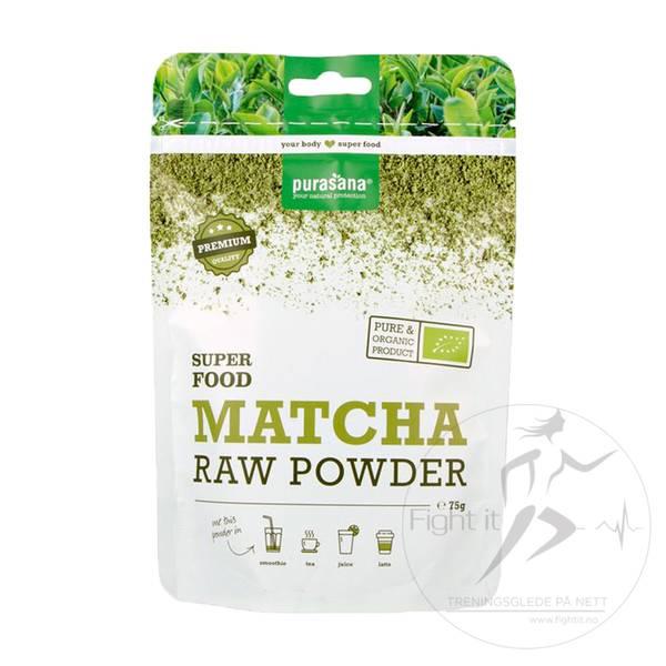 Bilde av Purasana - Matcha RAW Powder 75g