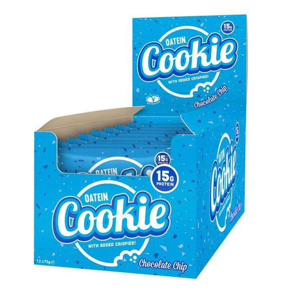 Bilde av Oatein - Chocolate Chip Protein Cookie 75g
