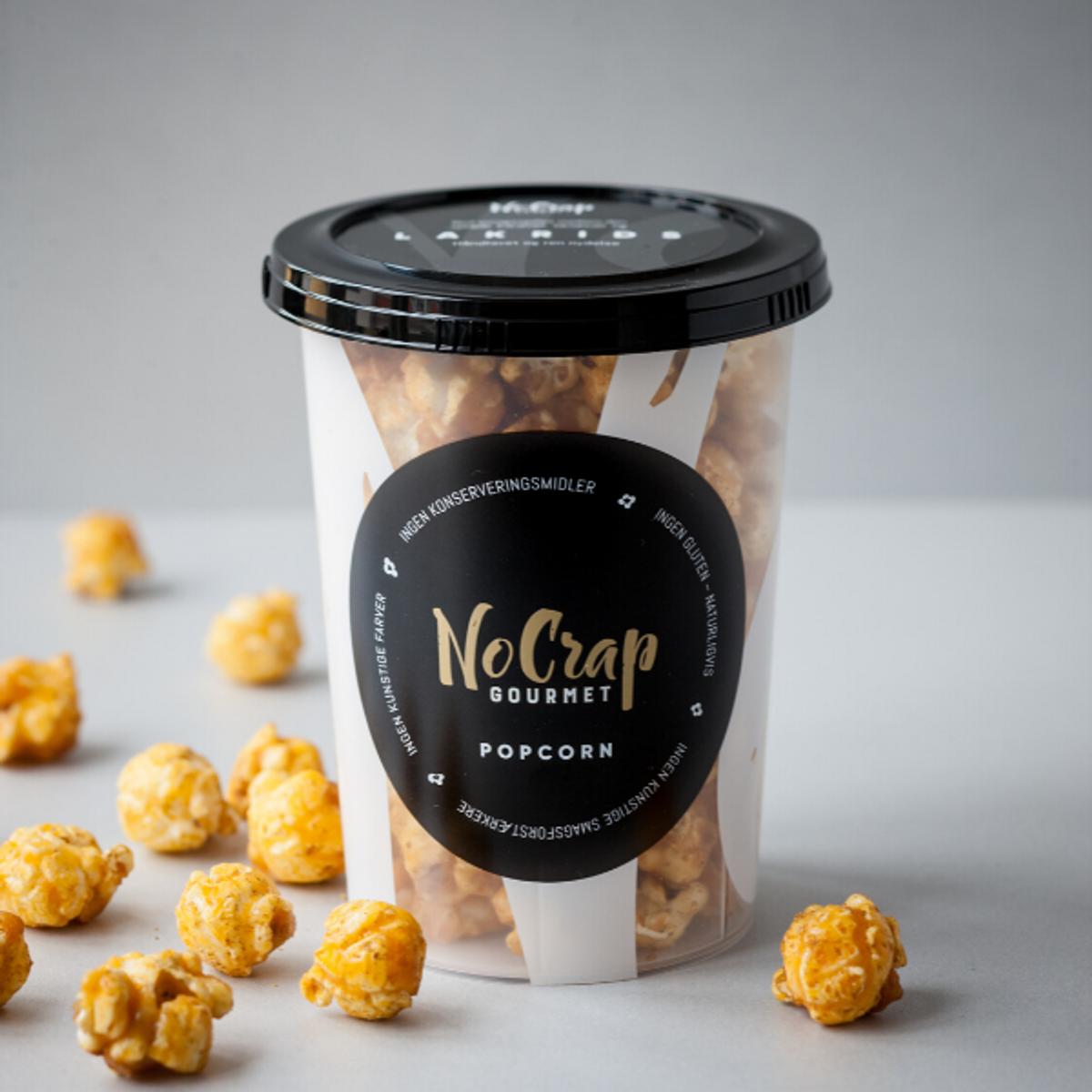 NoCrap - Gourmet Popcorn Cheddar Jalapeno 40g
