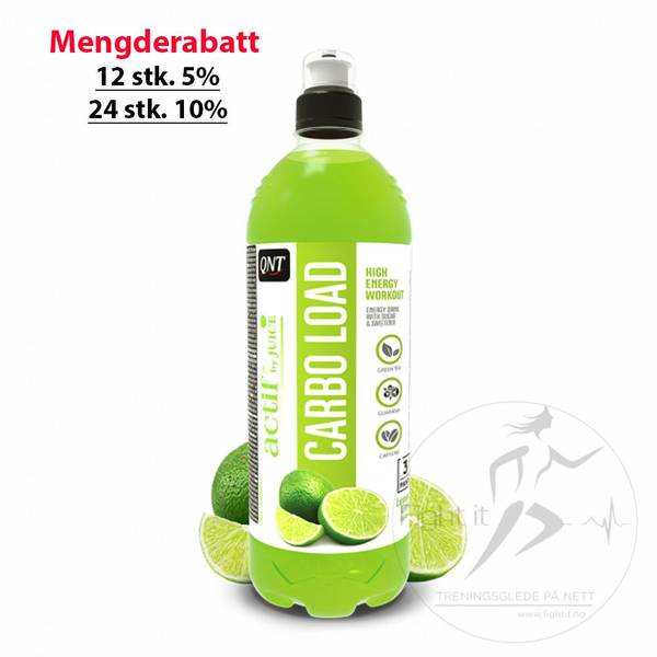 Bilde av QNT - Actif Carbo Load - Lemon Lime 700ml