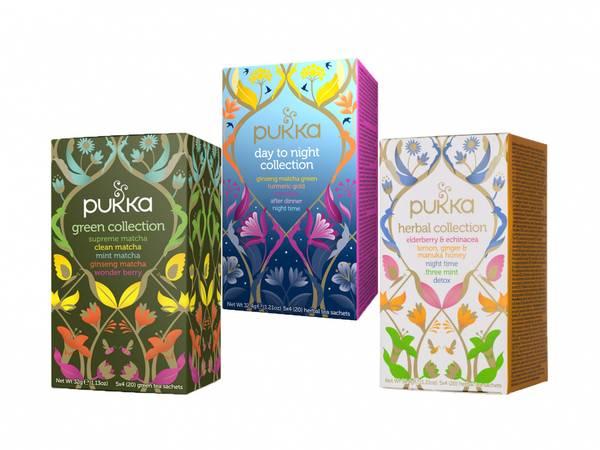 Bilde av Pukka Te - Pakkeløsning 3stk.